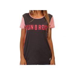 Bluzki sportowe damskie: Roxy Koszulka Sportowa Cutback Tee J Dark Midnight S