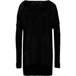 Swetry klasyczne damskie: Tigha Resi Sweter black
