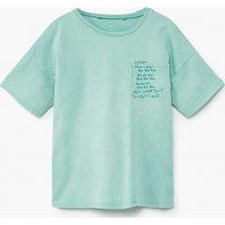 T-shirty chłopięce: Mango Kids – T-shirt dziecięcy South 110-164 cm