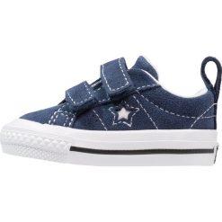 Converse ONE STAR Tenisówki i Trampki navy/white/black. Niebieskie trampki chłopięce marki Converse, z materiału. Za 209,00 zł.