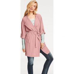 Odzież damska: Kurtka w kolorze jasnoróżowym