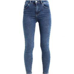 Bik Bok MARY Jeans Skinny Fit blue denim. Niebieskie jeansy damskie marki Bik Bok. W wyprzedaży za 188,30 zł.