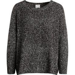 Swetry klasyczne damskie: Karen by Simonsen PAWN Sweter stone melange
