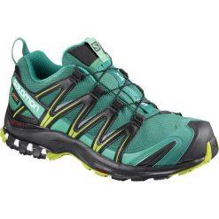 Salomon Buty damskie XA Pro 3D GTX W Deep Lake/Black/Lime r. 38 2/3 (400916). Szare buty sportowe damskie marki Nike. Za 457,93 zł.
