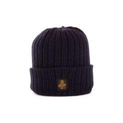 Czapki Refrigiwear  B01600. Niebieskie czapki zimowe męskie Refrigiwear. Za 199,36 zł.