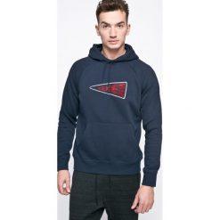 Nike Sportswear - Bluza. Szare bejsbolówki męskie Nike Sportswear, l, z aplikacjami, z bawełny, z kapturem. W wyprzedaży za 159,90 zł.
