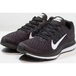 Buty do biegania męskie: Nike Performance ZOOM WINFLO 5 Obuwie do biegania treningowe black/white/anthracite