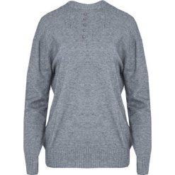Szary Sweter Shortage. Szare swetry klasyczne damskie Born2be, xl, ze stójką. Za 64,99 zł.
