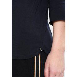 Bluzki asymetryczne: Scotch & Soda SPORTY TEE WITH 3/4 SLEEVE Bluzka z długim rękawem dark blue