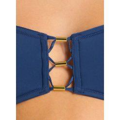 Stroje dwuczęściowe damskie: Calvin Klein Swimwear Góra od bikini blue
