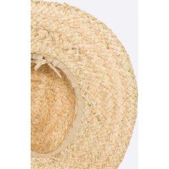 Seafolly - Kapelusz. Żółte kapelusze damskie Seafolly. W wyprzedaży za 129,90 zł.