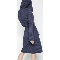 Dkny - Szlafrok. Szare szlafroki kimona damskie DKNY, l, z bawełny. Za 419,90 zł.