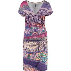 Sukienki hiszpanki: Smash AVELINA Sukienka z dżerseju violet