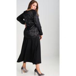 Długie spódnice: Evans PONTE Długa spódnica black