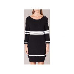 Sukienki krótkie Morgan  RGAL. Sukienki małe czarne marki Morgan, l, z krótkim rękawem. Za 202,30 zł.