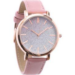 Różowy Zegarek Alertness. Czerwone zegarki damskie Born2be. Za 24,99 zł.