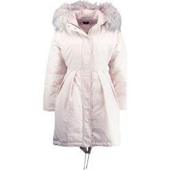 Płaszcze damskie pastelowe: Elisabetta Franchi Płaszcz zimowy vaniglia