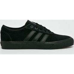 Adidas Originals - Tenisówki Adi-Ease. Czarne tenisówki męskie adidas Originals, z gumy, na sznurówki. W wyprzedaży za 239,90 zł.