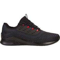 Buty sportowe męskie: Asics Buty męskie Fuzetora Twist 3 001 black/cordovan  r. 44