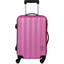 """Walizki: Walizka """"Aby"""" w kolorze różowym – 48 x 69 x 29,5 cm"""