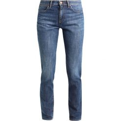Wrangler HIGH RISE SLIM BODY BESPOKE Jeansy Slim Fit retro blue. Niebieskie rurki damskie Wrangler. Za 349,00 zł.