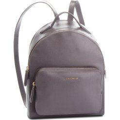 Plecak COCCINELLE - CF5 Clementine E1 CF5 14 01 01 Fume Y28. Szare plecaki damskie Coccinelle, ze skóry, eleganckie. Za 1249,90 zł.