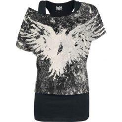 Black Premium by EMP When The Heart Rules The Mind Koszulka damska czarny. Czarne t-shirty damskie marki Black Premium by EMP, xl, z poliesteru. Za 121,90 zł.