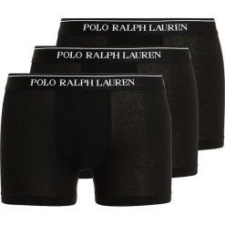 Polo Ralph Lauren POUCH TRUNKS 3 PACK Panty 3erPack black. Czarne bokserki męskie Polo Ralph Lauren, z bawełny. W wyprzedaży za 152,10 zł.