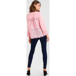 Bluzy rozpinane damskie: Rich & Royal Bluza candy pink