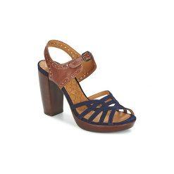Sandały Chie Mihara  AMA. Brązowe sandały trekkingowe damskie Chie Mihara. Za 991,20 zł.
