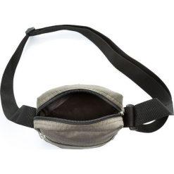 KHAKI TORBA NA RAMIĘ SASZETKA HAISENBERG. Brązowe torby na ramię męskie marki Kazar, ze skóry, przez ramię, małe. Za 49,90 zł.