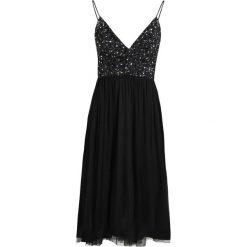 Sukienki hiszpanki: Lace & Beads IRINA Sukienka koktajlowa black