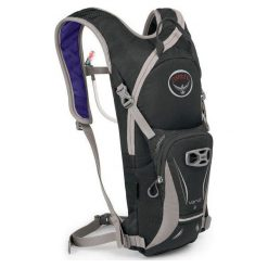 Plecaki damskie: Osprey Plecak Rowerowy Verve 3 Raven Black