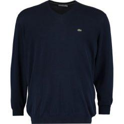 Swetry klasyczne męskie: Lacoste AH4087 Sweter navy blue/flour