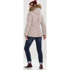 Luhta GABI Kurtka Outdoor beige. Brązowe kurtki damskie softshell Luhta, z materiału, outdoorowe. W wyprzedaży za 387,60 zł.