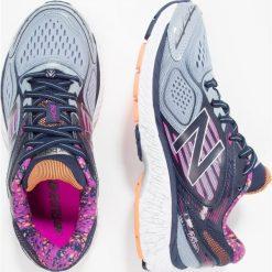 Buty sportowe damskie: New Balance 860 V7 Obuwie do biegania Stabilność reflection/poisonberry/pigment