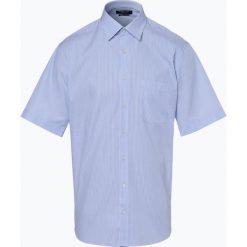 Koszule męskie: Andrew James – Koszula męska łatwa w prasowaniu, niebieski