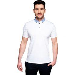 Koszulki polo: koszulka polo emerson biały