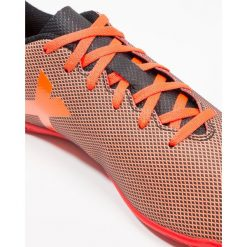 Buty skate męskie: adidas Performance X 17.4 IN Halówki core black/solar red/solar orange
