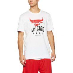 T-shirty męskie z nadrukiem: T-shirt w kolorze białym ze wzorem