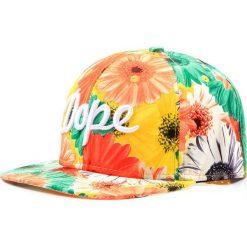Czapka męska snapback w kwiatki kolorowa (hx0209). Brązowe czapki męskie Dstreet, z haftami, eleganckie. Za 69,99 zł.