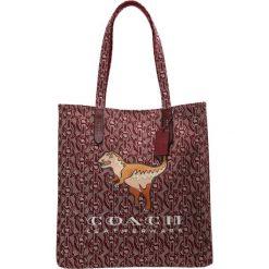 Shopper bag damskie: Coach REXY TOTE Torba na zakupy wine