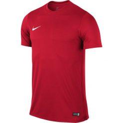 Nike Koszulka męska Park VI czerwona r. XXL. Czerwone koszulki sportowe męskie marki Nike, m. Za 46,00 zł.
