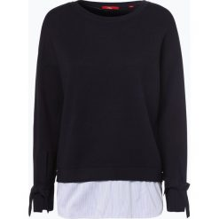 Swetry klasyczne damskie: s.Oliver Casual – Sweter damski, niebieski