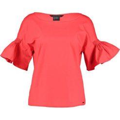 Odzież damska: Armani Exchange Bluzka poppy red
