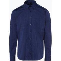 Mc Earl - Koszula męska, niebieski. Czarne koszule męskie marki TOM TAILOR DENIM, l, z bawełny, button down, z długim rękawem. Za 79,95 zł.