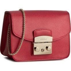 Torebka FURLA - Metropolis 851170 B BGZ7 ARE Ruby. Czerwone torebki klasyczne damskie marki Furla, ze skóry. Za 799,00 zł.