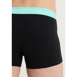 GANT TRUNK SEASONAL SOLID 3 PACK Panty black. Czarne bokserki męskie marki GANT, z bawełny. Za 169,00 zł.