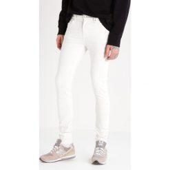 Cheap Monday TIGHT  Jeans Skinny Fit white. Niebieskie rurki męskie marki Tiffosi. Za 209,00 zł.