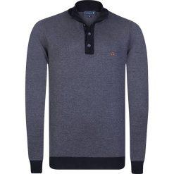 """Golfy męskie: Sweter """"Caddie"""" w kolorze antracytowym"""